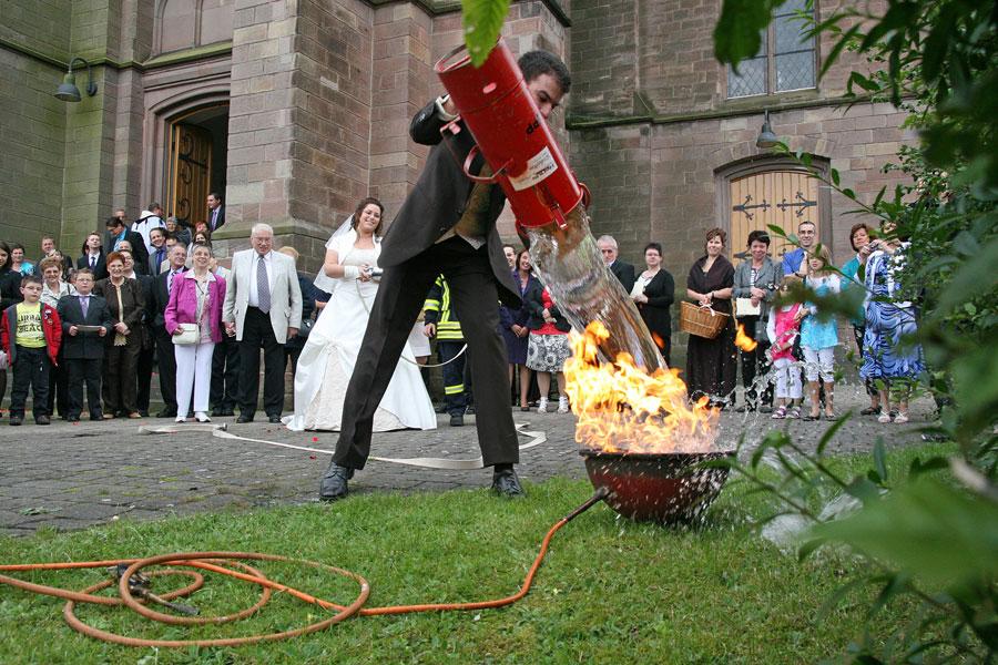 Feuerwehr Eppelborn Galerie Feuerwehrhochzeit Tobias Und