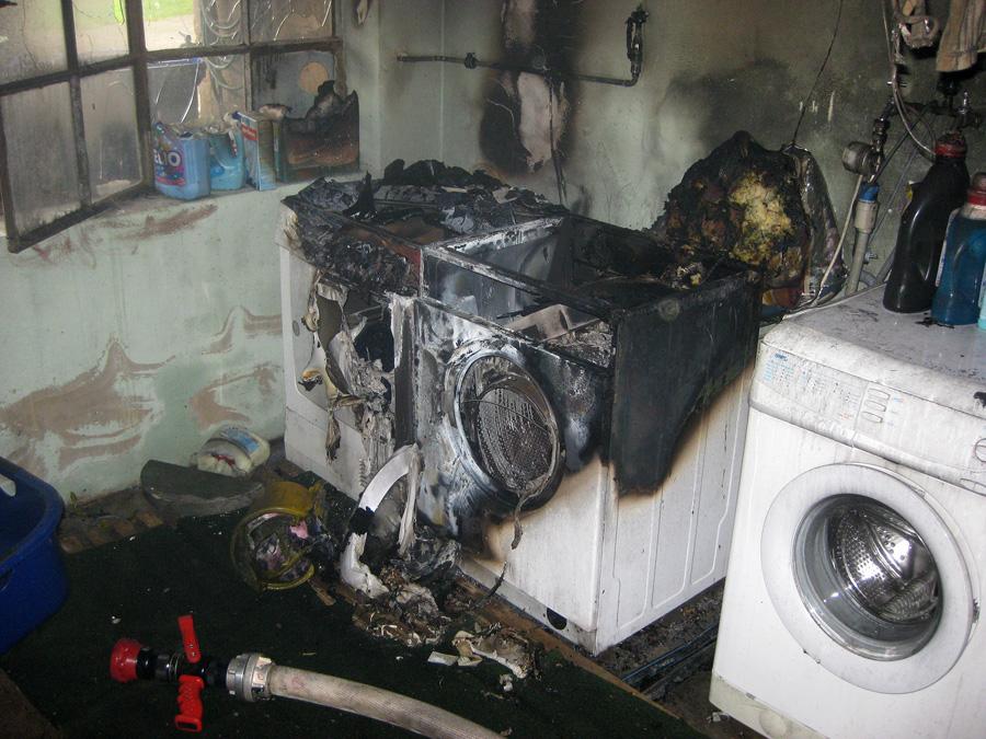 brand waschmaschine